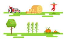 Eco Farm And Agricultural Elem...