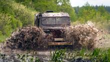 All-terrain Vehicle Overcomes ...