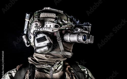 Soldier Tablou Canvas