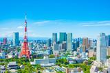 東京タワー 都市景観