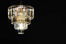 Luxury Chandelier With Crystal...