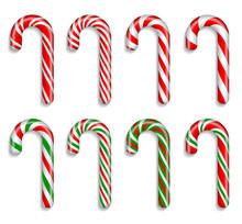 Set Of Traditional Christmas C...