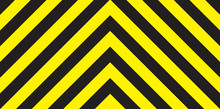 Black And Yellow Chevron Backg...