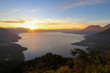 Gorgeous Guatemala - Indian nose hike from San Pedro in Lake Atitlan - sunrise, volcanoes, active, dormant, scenery, nature, natural