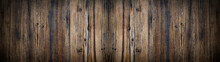 Old Brown Aged Rustic Wooden T...