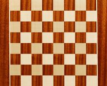Brown Checkered Abstract Furni...