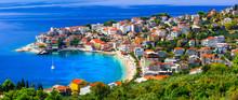 Amazing Adriatic Coast. Beauti...