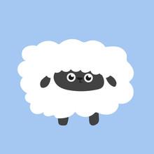Cheerful, Cute, Orginal Sheep ...
