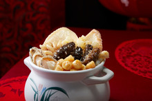 Chinese Traditional Food Buddh...