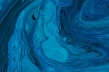 Swirly Abstract Liquid Background