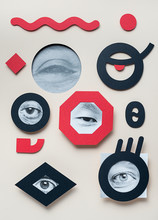 Collage Eyes