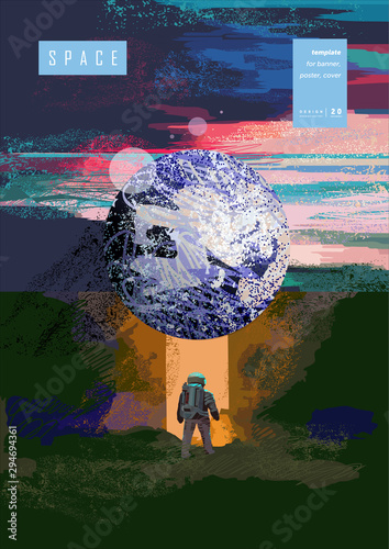 abstrakcyjny-kosmos