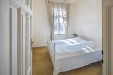 Bedroom In Vintage House