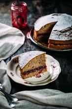 Food: Buckwheat Cake Filled Wi...