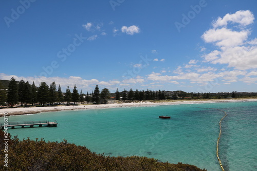 Fotografie, Tablou  Holiday at  Emu Point in Albany, Western Australia Australia