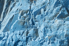 Blue Rock Textured Background