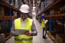 Warehouse Supervisor Reading R...