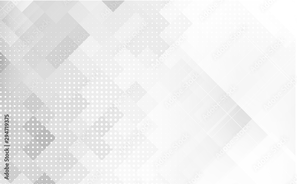 Fototapety, obrazy: Gray Abstract background illustration with hight quality.