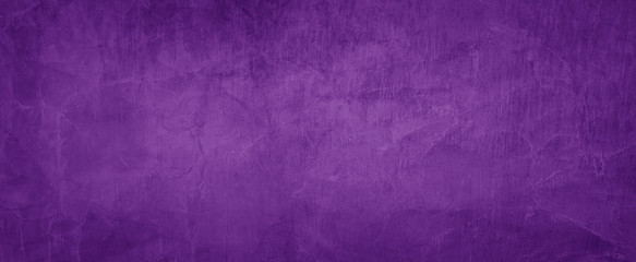 Purple background texture, abstract royal deep purple color paper with old vintage grunge textured design