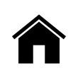 House home icon vector symbol illustration EPS 10