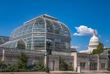 US Botanic Garden Conservatory...