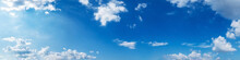 Panorama Sky With Cloud On A S...
