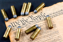 We The People And Bullets.