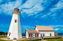 East Point Lighthouse - Prince Edward Island - Canada