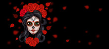 Day Of The Dead, Dia De Los Mu...