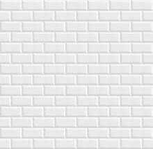Seamless Ceramic Tiles, White ...