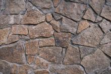 Background Texture Of Stone Wa...