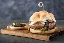 Salsiccia Michetta Sandwich