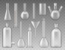 Laboratory Flasks, Test Tubes ...