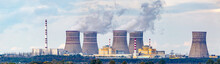 Nuclear Power Plant Panorama I...