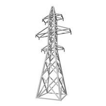 Power Transmission Tower High ...