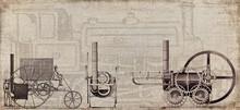 Steampunk Erfindung Patent Dam...