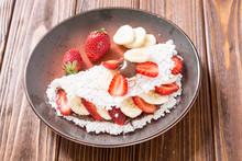 Brazilian Breakfast Tapioca