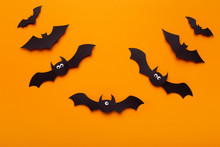 Composition Of Flying Hallowee...