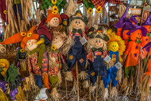 Halloween Scarecrow Decorations
