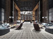 Modern Luxury Lobby Hotel Inte...