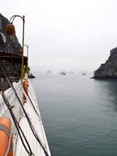 Boat Deck, Crusie Ships And Li...