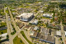 Aerial Photo Downtown Homestea...