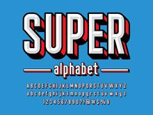 Superhero Comic Style Vector F...
