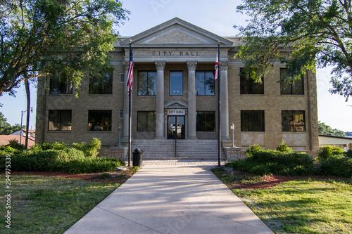 Photo Leesburg city hall