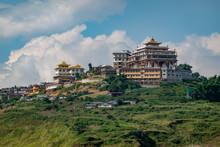 Buddhist Temple In Kathmandu, ...