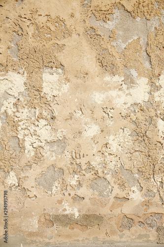 Foto auf AluDibond Alte schmutzig texturierte wand Mauer, Wand, Textur, Struktur, Close Up