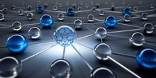 Sphere Network Structure - Abs...