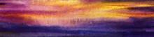 Bright Abstract Watercolor Bac...
