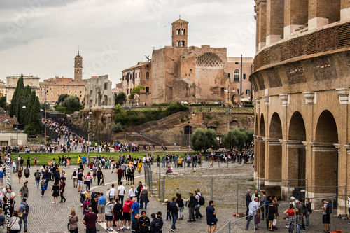 Fotografie, Tablou  Coliseum, the great beauty of Rome