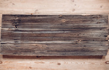 Very Old Wood Planks Texture W...